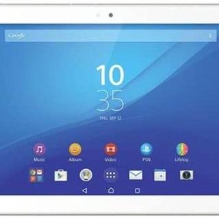 エクスペリア(Xperia)のXperia Z4 Tablet ストレージ32GB ホワイト(タブレット)