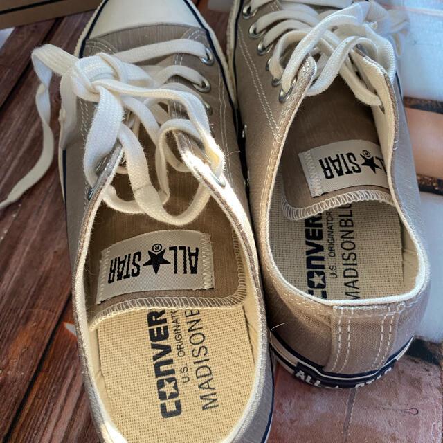 IENA(イエナ)のCOMVERSE ✖️ MADISONBLUE ✖️IENA別注 レディースの靴/シューズ(スニーカー)の商品写真