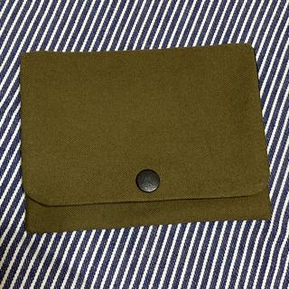 ハンドメイド シンプル移動ポケット(外出用品)