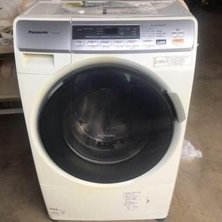 パナソニック(Panasonic)のPanasonic NA-VD110L ドラム式 洗濯乾燥機 2012年製(洗濯機)