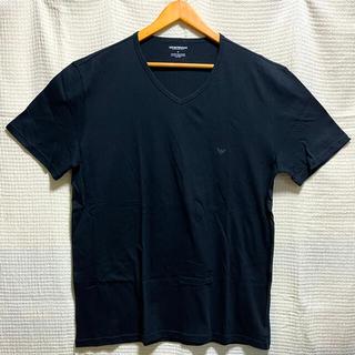 エンポリオアルマーニ(Emporio Armani)のEMPORIM ARMANI Vネック Tシャツ(Tシャツ/カットソー(半袖/袖なし))