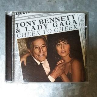 トニー・ベネット&レディ・ガガ CD(ジャズ)
