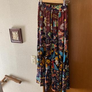 ビームスボーイ(BEAMS BOY)のビームスボーイ × サンサーフ  ロングスカート 美品(ロングスカート)