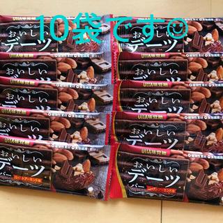 ユーハミカクトウ(UHA味覚糖)のUHA味覚糖 おいしいデーツ       ローストアーモンド味(その他)