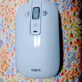 NEC - ほぼ新品 NEC ワイヤレスマウス ホワイト