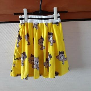 ナルミヤ インターナショナル(NARUMIYA INTERNATIONAL)のby🖤LOVEiT 140cm スカート(スカート)