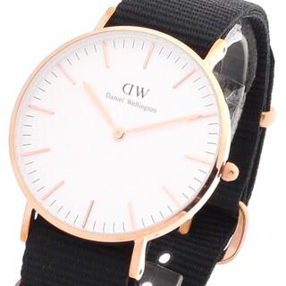 Daniel Wellington - ダニエルウェリントン 腕時計 36 ローズゴールド DW00100259