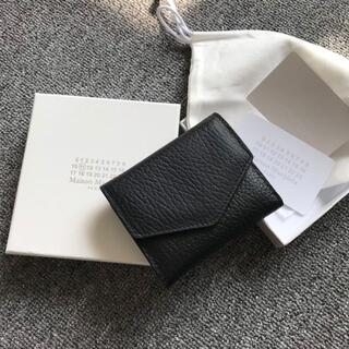 マルタンマルジェラ(Maison Martin Margiela)のMAISON MARGIELA メゾン マルジェラ 3つ折り財布(財布)