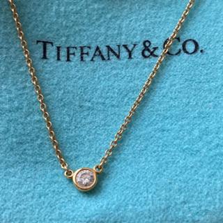 ティファニー(Tiffany & Co.)のティファニー バイザヤードネックレス(ネックレス)