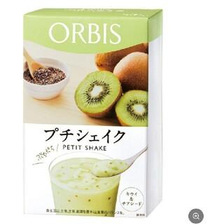 オルビス(ORBIS)のプチシェイク★キウイ&チアシード4袋(レトルト食品)