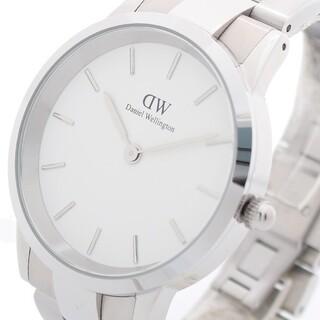 ダニエルウェリントン 腕時計 40 シルバー DW00100341