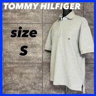 トミーヒルフィガー(TOMMY HILFIGER)のTOMMY HILFIGER トミーヒルフィガー 半袖 ポロシャツ サイズS(ポロシャツ)
