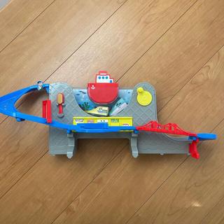 パイロット(PILOT)のおふろでミニカー!すすめ海底トンネル北海道新幹線はやぶさ&ドクターイエローセット(お風呂のおもちゃ)
