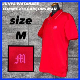 ジュンヤワタナベコムデギャルソン(JUNYA WATANABE COMME des GARCONS)のJUNYA WATANABE MAN コムデギャルソン ポロシャツ サイズM(ポロシャツ)
