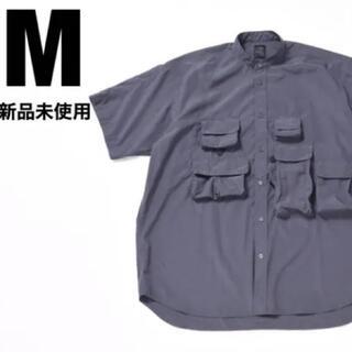 ワンエルディーケーセレクト(1LDK SELECT)のBshop別注 daiwa pier39 新品  Mサイズ シャツ(シャツ)