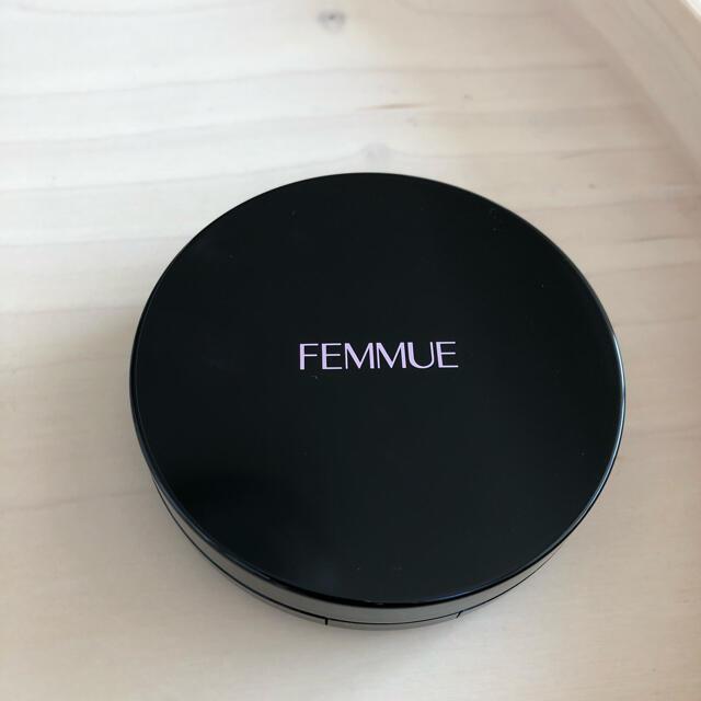Cosme Kitchen(コスメキッチン)のFEMMUE ファミュ エバーグロウクッションLB コスメ/美容のベースメイク/化粧品(ファンデーション)の商品写真