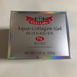 ドクターシーラボ(Dr.Ci Labo)のドクターシーラボ 薬用アクアコラーゲンゲル 美白EX 100g×1個 新品(オールインワン化粧品)