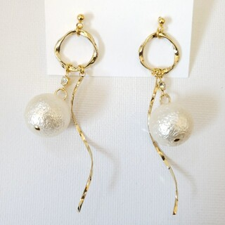 Ameri VINTAGE - mizujewelry No.14 パールアクセサリー