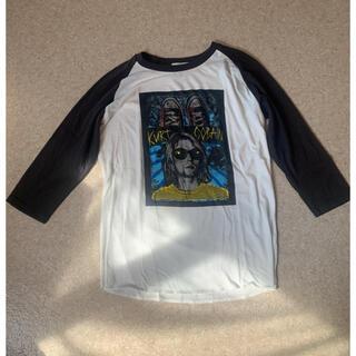 ビューティアンドユースユナイテッドアローズ(BEAUTY&YOUTH UNITED ARROWS)のビューティアンドユース カートコバーンラグランT(Tシャツ/カットソー(七分/長袖))