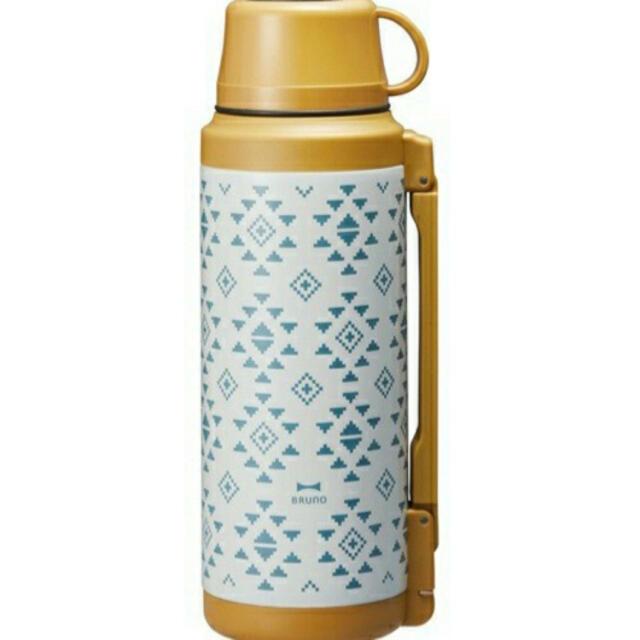 I.D.E.A international(イデアインターナショナル)のイデアインターナショナル BRUNO ブルーノ 水筒 キッズ/ベビー/マタニティの授乳/お食事用品(水筒)の商品写真