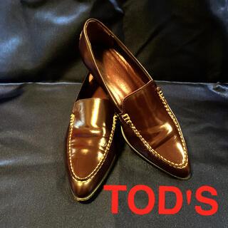 トッズ(TOD'S)の[TOD'S]本革ローファー(ローファー/革靴)