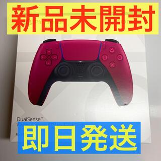 プレイステーション(PlayStation)のPS5 デュアルセンス コズミックレッド コントローラー 新品(その他)