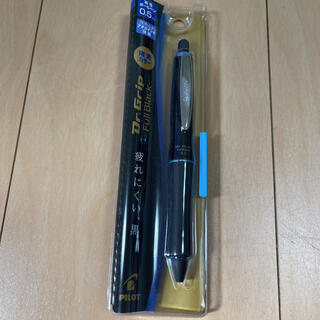 PILOT - Dr Gripドクターグリップフルブラック限定ボールペン ソフトブルー
