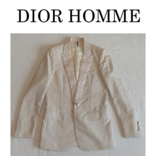 ディオールオム(DIOR HOMME)のDior Homme タキシードジャケット サイズ44(テーラードジャケット)