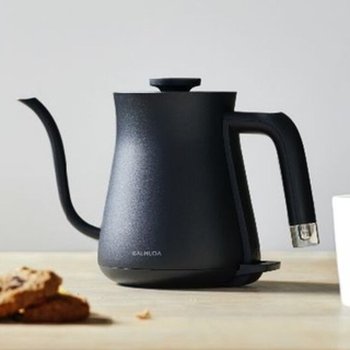 バルミューダ(BALMUDA)の新品 未開封 BALMUDA The Pot  ブラック K02A-BK ケトル(電気ケトル)