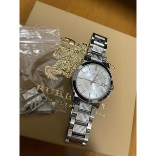 バーバリー(BURBERRY)のburberry バーバリー 腕時計 美品 BU9037(腕時計(アナログ))