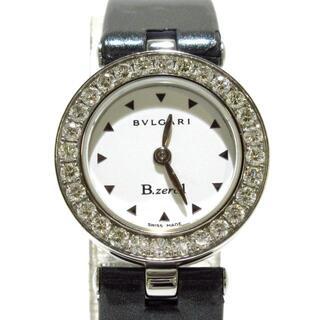 ブルガリ(BVLGARI)のブルガリ 腕時計美品  B-zero1 BZ22S 白(腕時計)