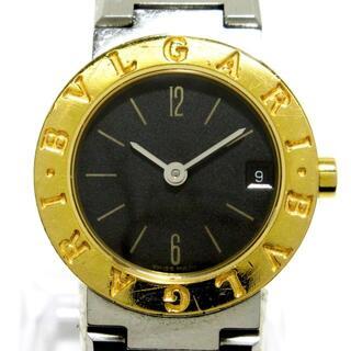 ブルガリ(BVLGARI)のブルガリ 腕時計 ブルガリブルガリ BB23SGD(腕時計)