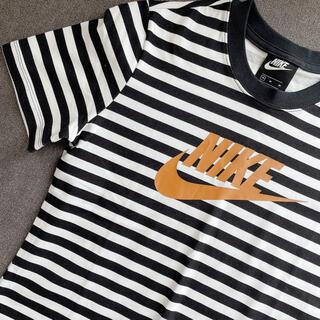 ナイキ(NIKE)のNIKE ボーダーTシャツ 新品 ☆(Tシャツ(半袖/袖なし))