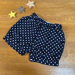 ムジルシリョウヒン(MUJI (無印良品))の無印 ショートパンツ 100cm(パンツ/スパッツ)