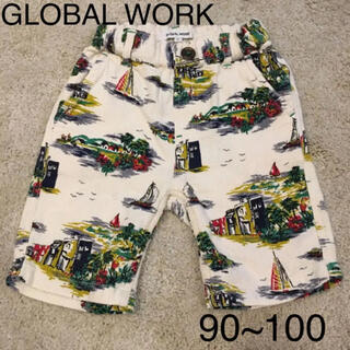 GLOBAL WORK - グローバルワーク ハーフパンツ/ショートパンツ 90〜100 S