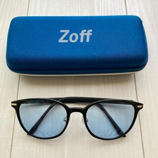 Zoff - Zoff サングラス ブルーレンズ