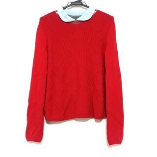 miumiu - ミュウミュウ 長袖セーター サイズ46 L -