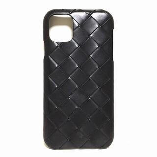 ボッテガヴェネタ(Bottega Veneta)のボッテガヴェネタ 携帯電話ケース 黒(モバイルケース/カバー)