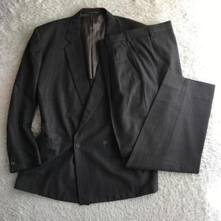 ジャンニヴェルサーチ(Gianni Versace)のヴェルサーチ ダブル スーツ セットアップ ヴィンテージ Versace(セットアップ)