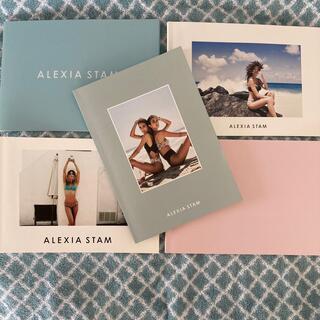 ALEXIA STAM - alexiastam ノベルティbook 5冊