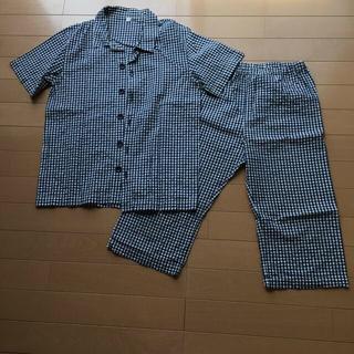 ムジルシリョウヒン(MUJI (無印良品))の子供パジャマ☆140〜150☆天然素材(パジャマ)