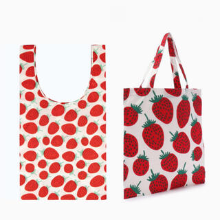 マリメッコ(marimekko)のmarimekko マリメッコ マンシッカ トートバッグ+スマートバッグ 新品(エコバッグ)