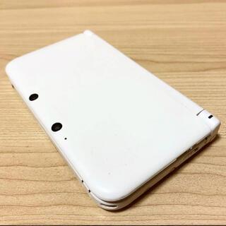 ニンテンドー3DS - 動作確認済み⭐️任天堂3DSLL本体〈ホワイト〉