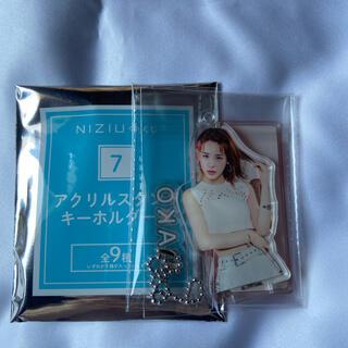 SONY - NiziU マコ アクリルキーホルダー
