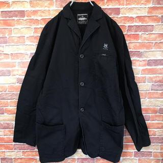 ネイバーフッド(NEIGHBORHOOD)のネイバーフッド NEIGHBORHOOD ジャケット ビッグサイズ ブラック L(テーラードジャケット)