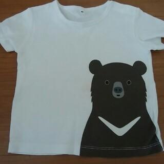 ムジルシリョウヒン(MUJI (無印良品))の半袖Tシャツ 無印良品 キッズ 90(Tシャツ/カットソー)