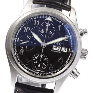 インターナショナルウォッチカンパニー(IWC)のIWC スピットファイア IW370613 メンズ 【中古】(腕時計(アナログ))
