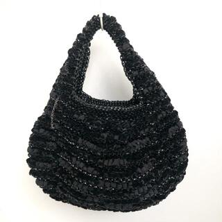アンテプリマ(ANTEPRIMA)のアンテプリマ トートバッグ美品  黒(トートバッグ)