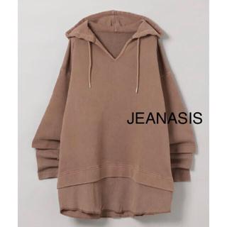JEANASIS - JEANASISパーカー