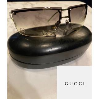 Gucci - GUCCI グッチ GG2653/STRASS フチ無し GGラインストーン